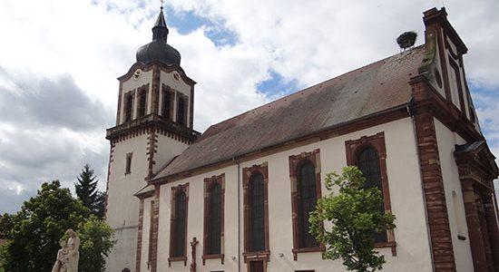 Eglise luthérienne de Dettwiller