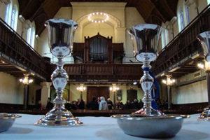 Intérieur du Temple de Lille