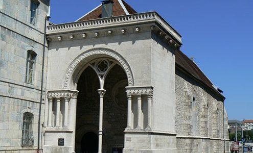 Visite de paroisses protestantes